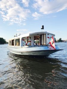 Partyboot Berlin Mieze