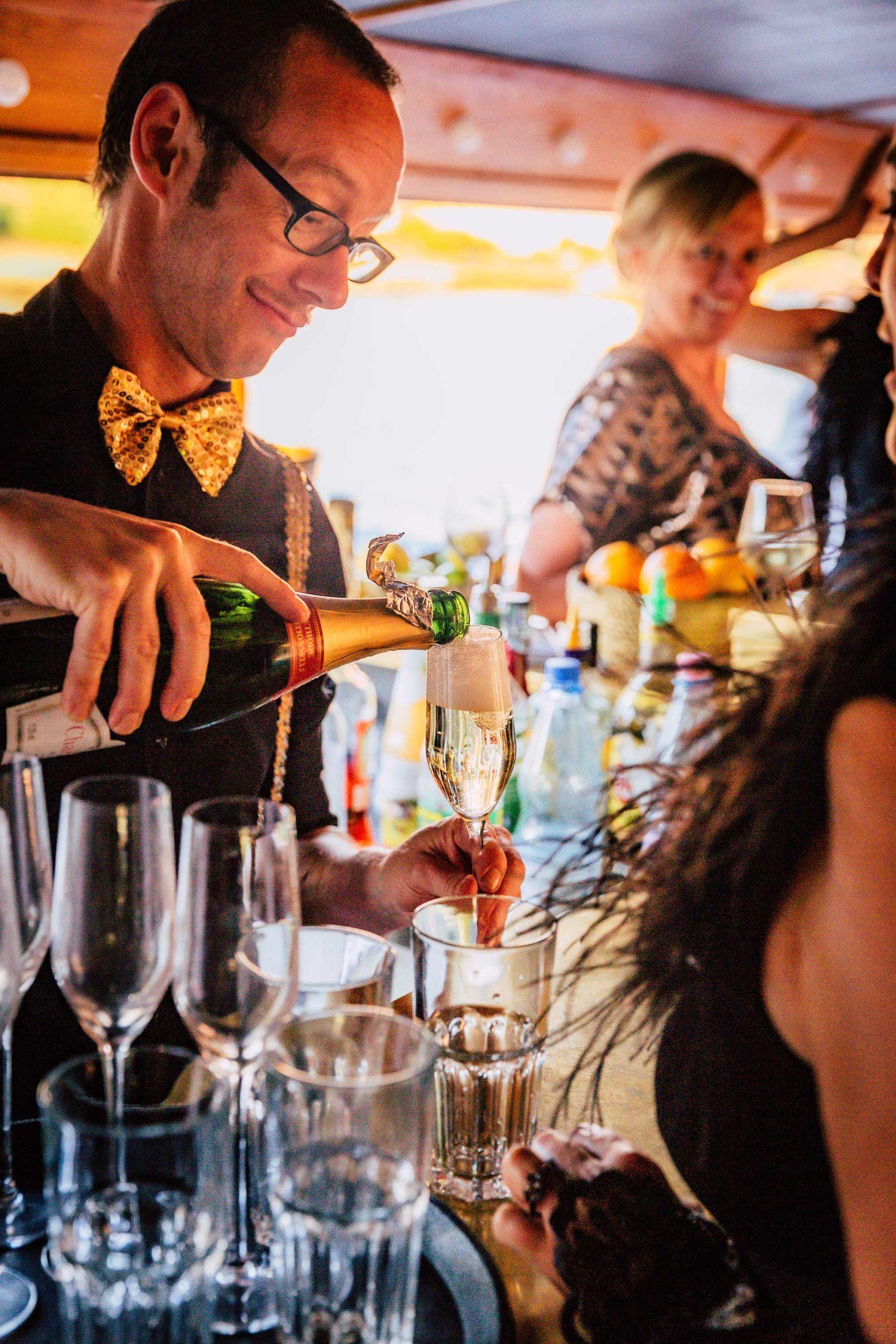 Foto by Foto by Catharina Schökel / Partyboot Salonschiff Golda Schökel