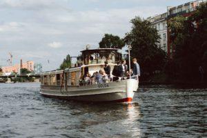 Partyboot Salonschiff Berlin Golda