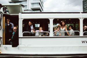 Partyboot Salonschiff Golda