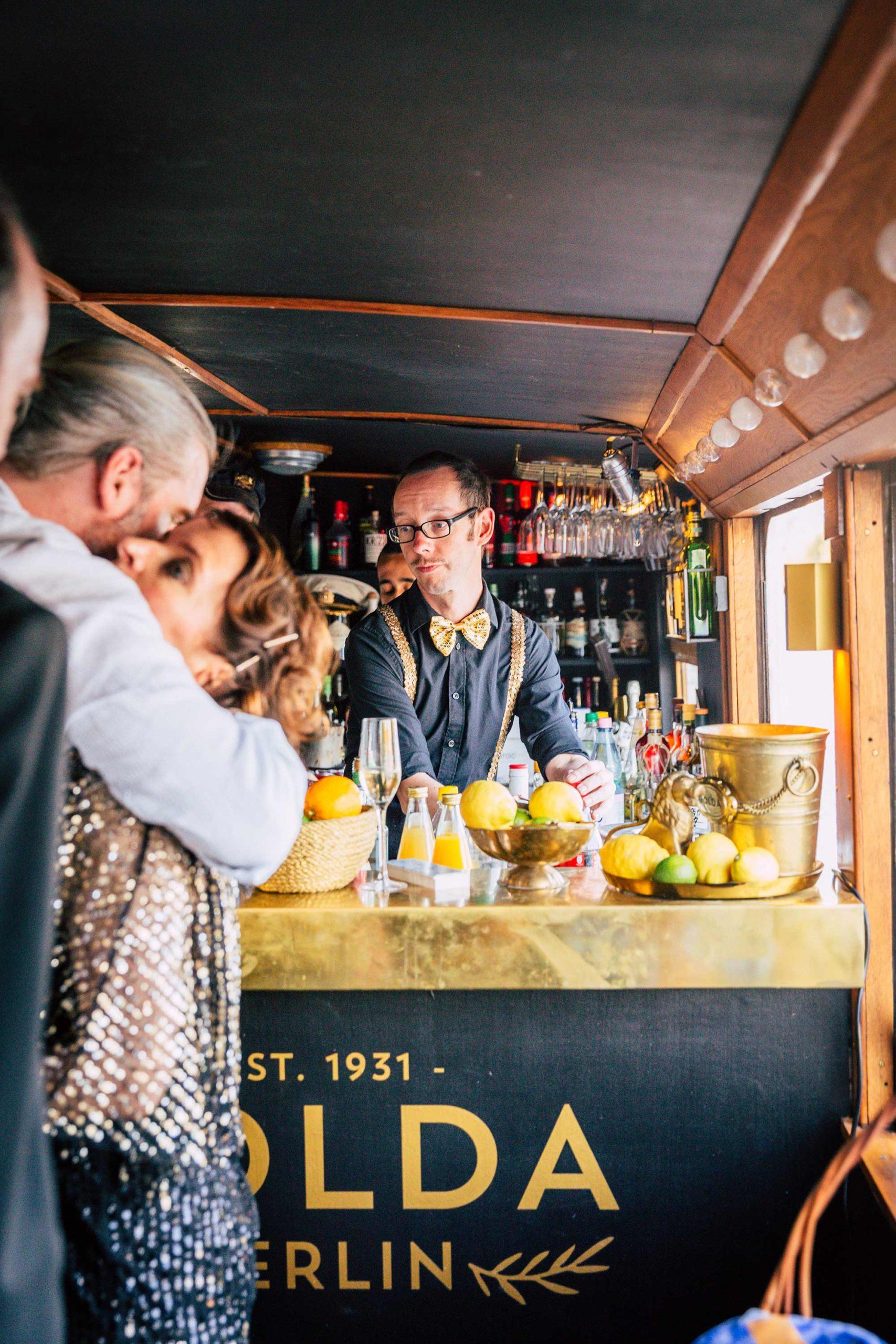 Foto by Catharina Schökel / Partyboot Salonschiff Golda